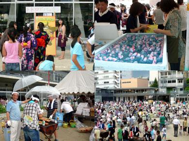 博多小学校夏祭り