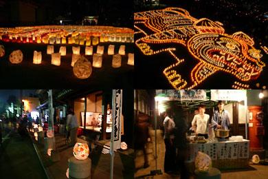 博多灯明ウオッチング2010