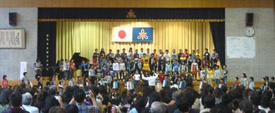 博多小学校 音楽会
