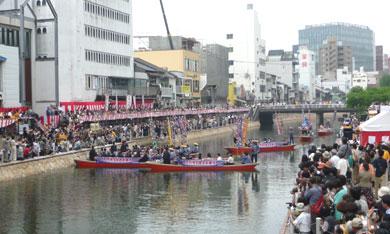 博多座大歌舞伎 船乗り込み