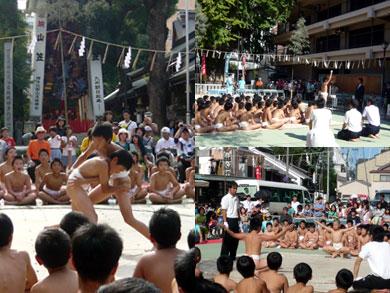 博多小学校 相撲大会