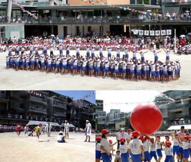博多小学校 第十七回運動会
