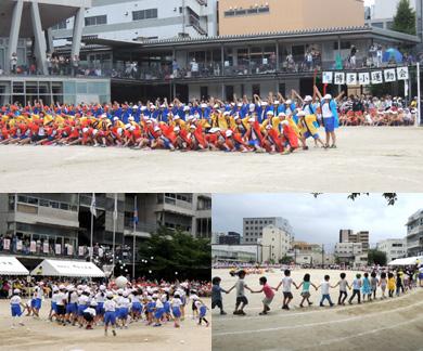 博多小学校 第十九回運動会