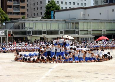 博多小学校 第20回運動会
