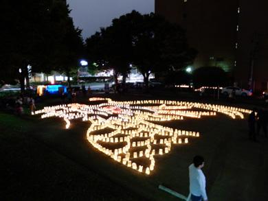博多灯明ウオッチング 浜口公園